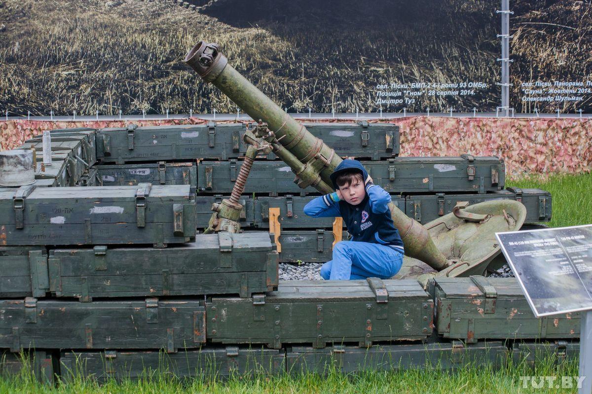 Цікавезний репортаж білорусів про війну в Україні. Перша частина
