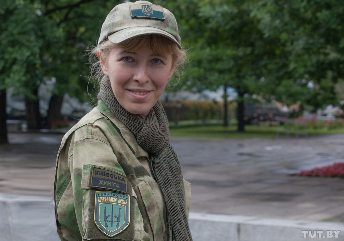 Путешествие на войну. Елена Белозерская. Новейшая история украинского национализма