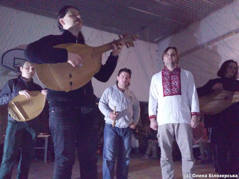 Концерт для військових на Миколая (ВІДЕО)