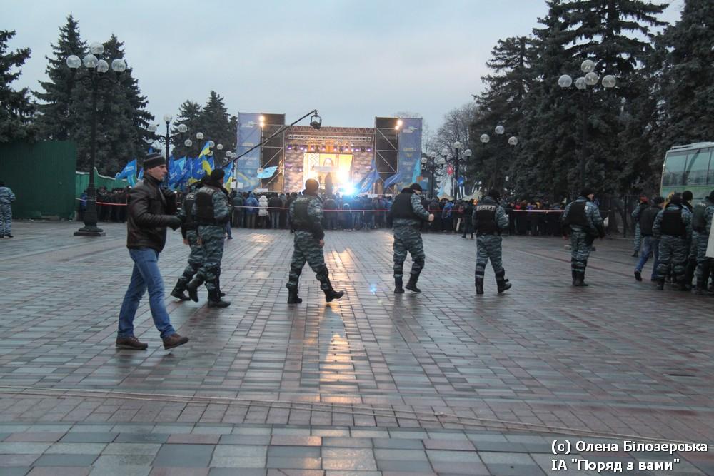 Відвідини Антимайдану (ФОТО, ВІДЕО)