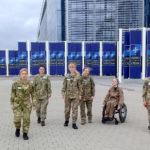 ЗВІТ ПРО ПОЇЗДКУ ДО ШТАБ-КВАРТИРИ НАТО (багато фото)