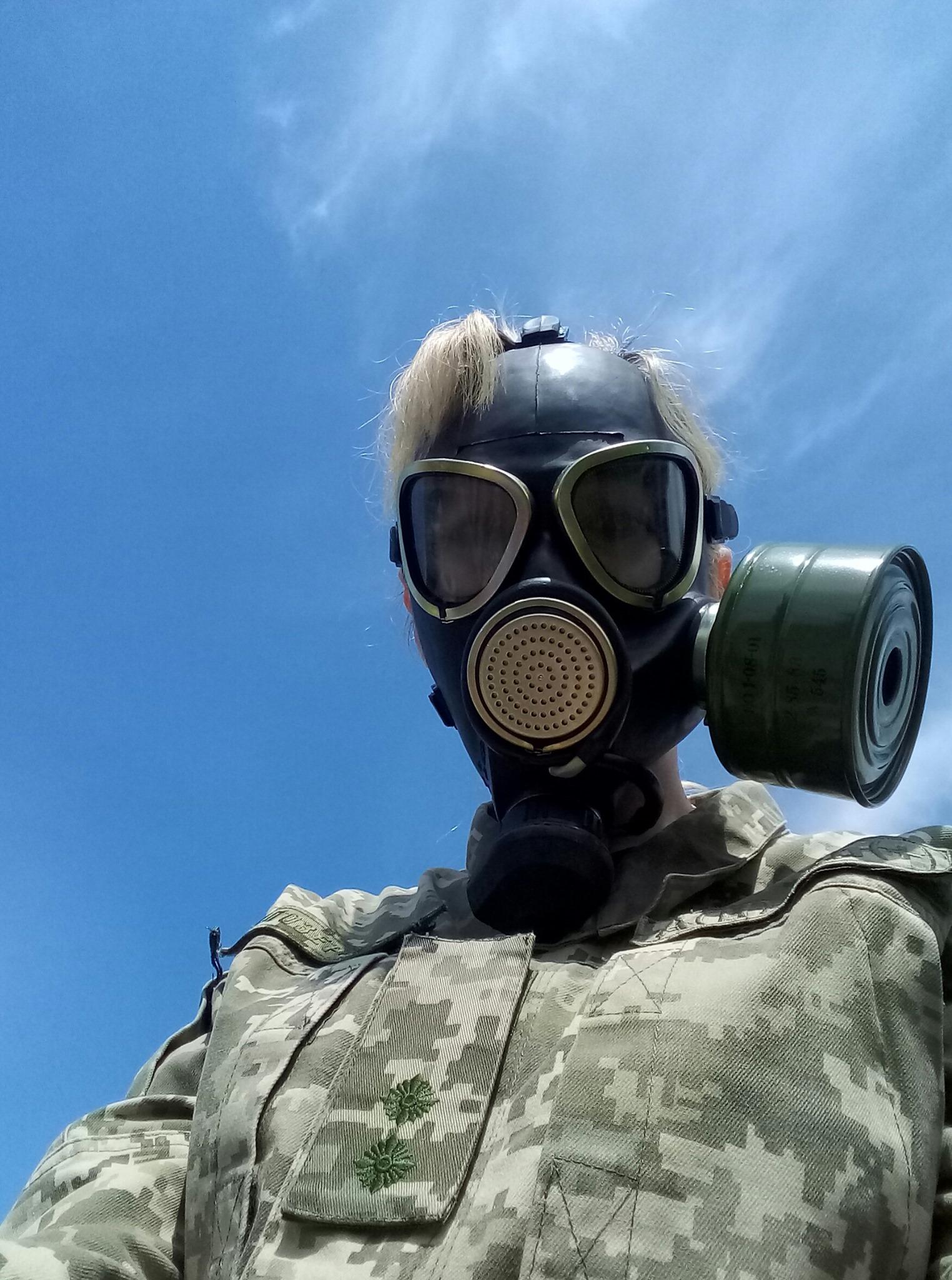 Найкраща маска від коронавірусу :)