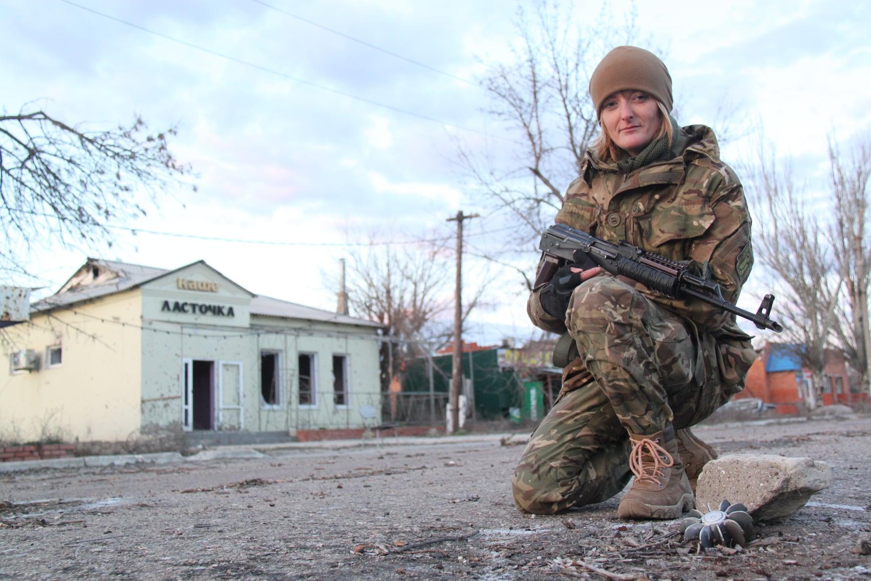 Ветеранку АТО кинули в СІЗО замість учасниці проросійських НЗФ